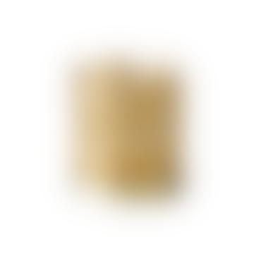 Small Brass Lara Bohinc Lunar Candlestick