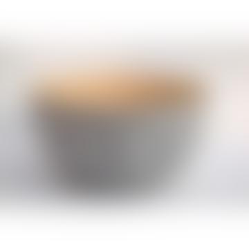 28cm Bamboo Eggshell Tchon Salad Bowl