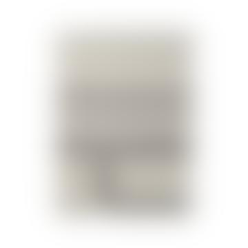 Gray Merino Wool Felt Premium Wera Blanket
