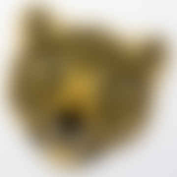 Loony Leopard Kopf Teppich