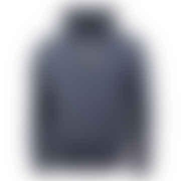 Champion Reverse Weave Hooded Sweatshirt (Dark Grey)