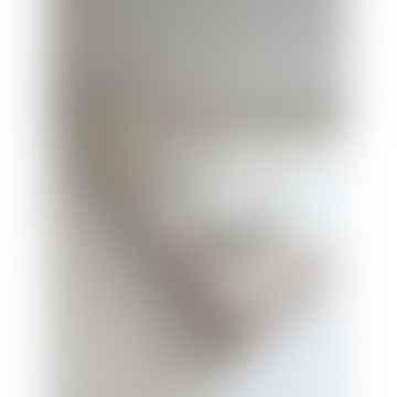 White Wood Tealight Holder/643