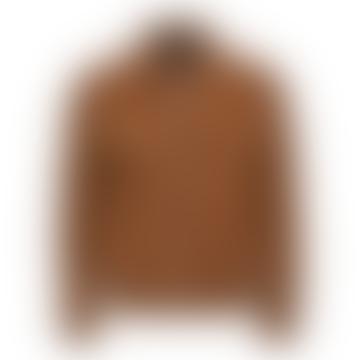 Rubber Morris Suede Jacket