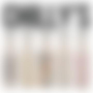 Chilly's Emma Bridgewater Water Bottle 500ml Buttercup Polka Hearts Black Toast Dogs