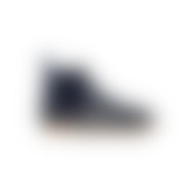 Bundgaard Navy Square Cajsa Ankle Boots