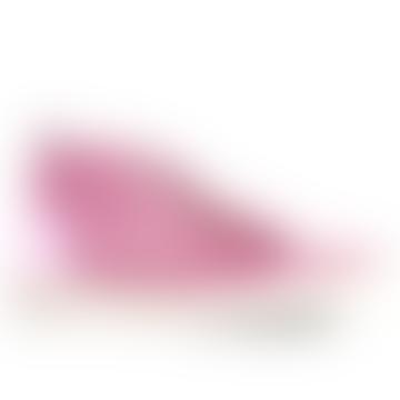 Pink Winter Sneakers