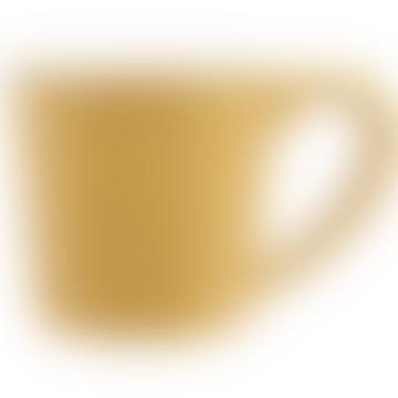 Ib Laursen Set of 2 Mustard Stoneware Mynte Mug