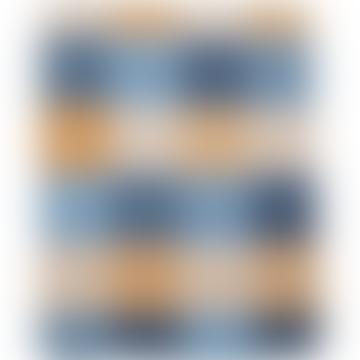 David Fussenegger Maritim Patch Juwel Baby Blanket