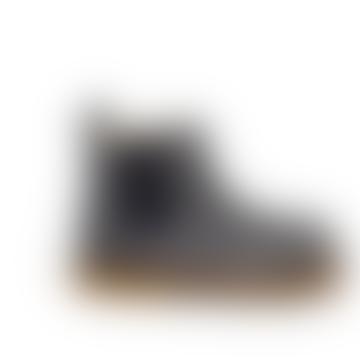 Grey 81647 Chelsea Boots