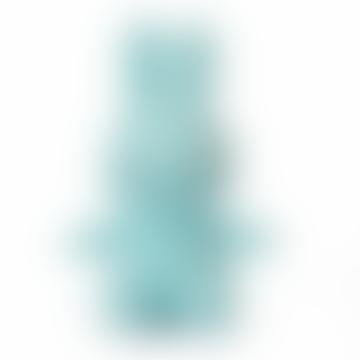 Velours côtelé turquoise Miffy