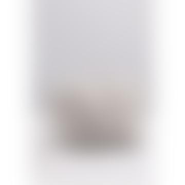 Tissa Fontaneda Light Grey Large Gizmo Clutch