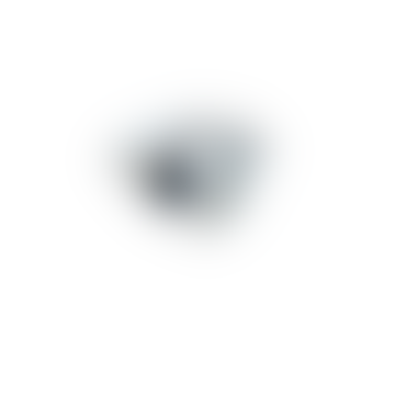 CollardManson Black Onyx Silver Moon Ring