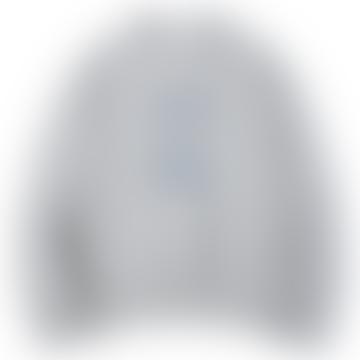 Melange Grey Chubby Penny Farthing Sweatshirt