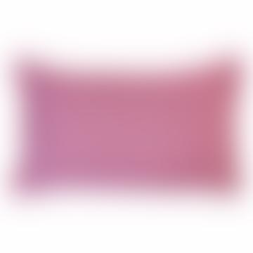 Hibiscus Linen Cushion
