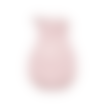 Varsha Pink Striped Glass Jug/ Carafe