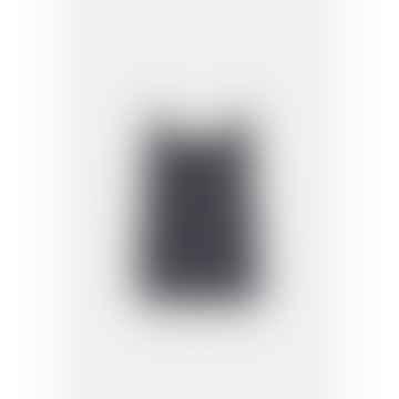 Viance Frilled Neck Top in Black