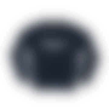 Sweat-shirt imprimé logo bleu marine