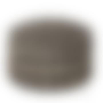 Dark Grey Dotty Deco Box