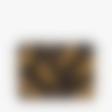 Wouf 13 inch Black Leopard Laptop Sleeve