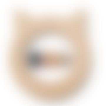 Liewood Wooden Cat Rattle