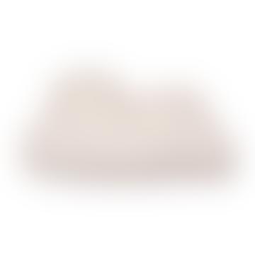 Nobodinoz 30 x 58cm Natural Cloud Pompom Cushion