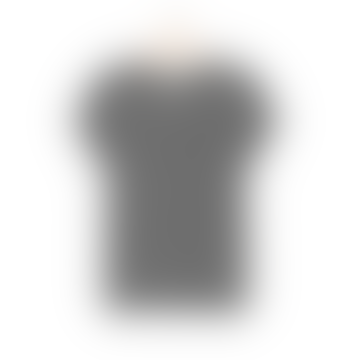 Jacksonville JAC48 Round Neck Short Sleeve T-shirt-Charcoal