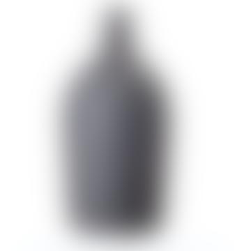 Bloomingville  Vase D10X H 22 cm grey terracotta
