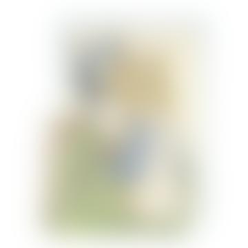 Carte concertina Peter Rabbit