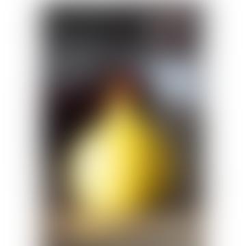 Large 13cm Hen Yellow