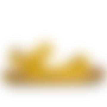 27 - 30 Chartreuse Driftwood K Plus Sandal