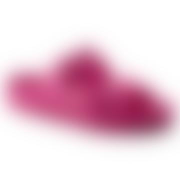 Birkenstock Beetroot Purple EVA Narrow Arizona Sandal