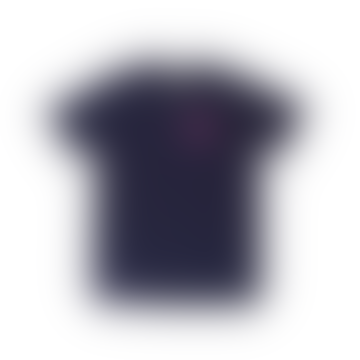 Core Logo T Shirt Navy