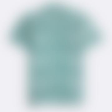 Bottle Green Linen Salines Selleck Shirt