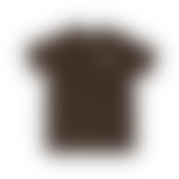 60 Degrees T Shirt Brown
