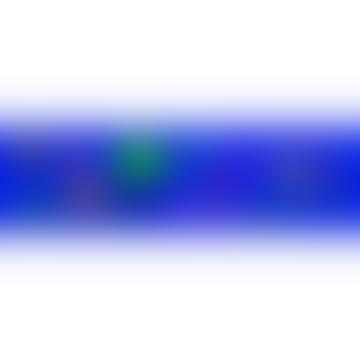 Trousselier Blue Jungle Cylinder for Magic Lantern Night Light