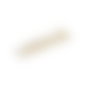 Brighton Beard Co Ox Horn Beard Comb With Leather Sheath
