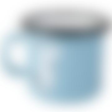 Moomintroll Small Enamel Mug 2.5 Dl