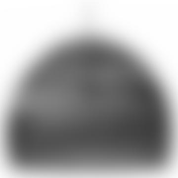 Ceiling Lamp in Black Rattan