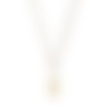 Flat Rhomb Necklace
