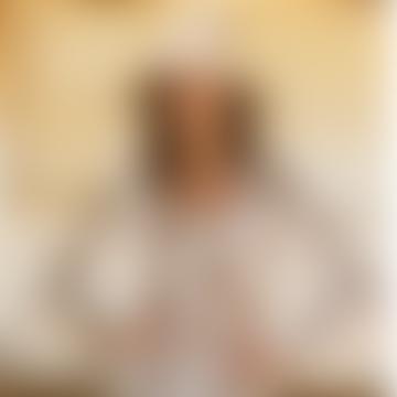 One Season Palma Indi Dress White