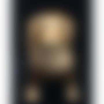 37cm Gold Poly Length Savings Dachshund