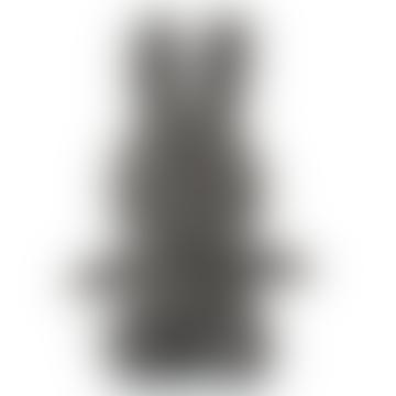 Miffy Sitting Corduroy Grey Soft Toy 23cm