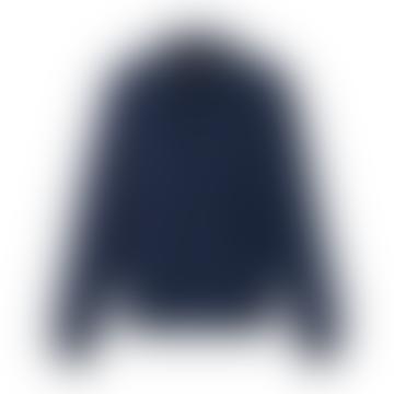 APC Paris Navy Gaspard Jacket