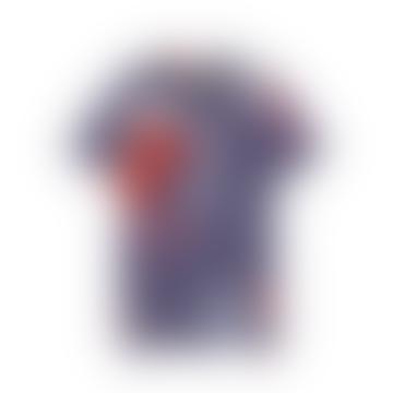 Ultramarine Maculia Regular Fit T Shirt