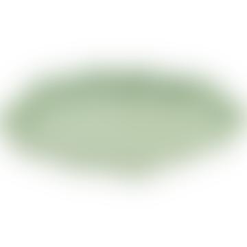 Ceramic Cloud Tray Green