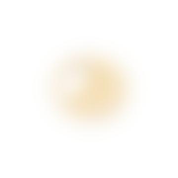 Gold Sunbeam Halo Coin