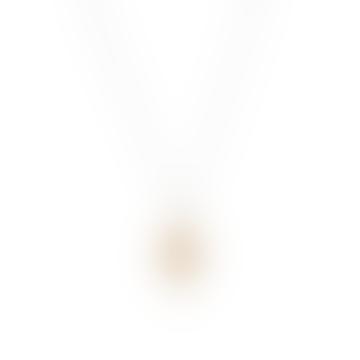 Anna Beck Single Teardrop Necklace