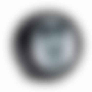 Large Black Wooden Bubble Frame
