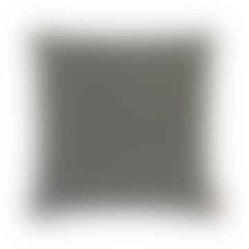 Skinny LaMinx 50 x 50cm Charcoal Pincushion Cushion Cover