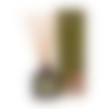 Diffuseur de roseau à l'orange douce et au basilic
